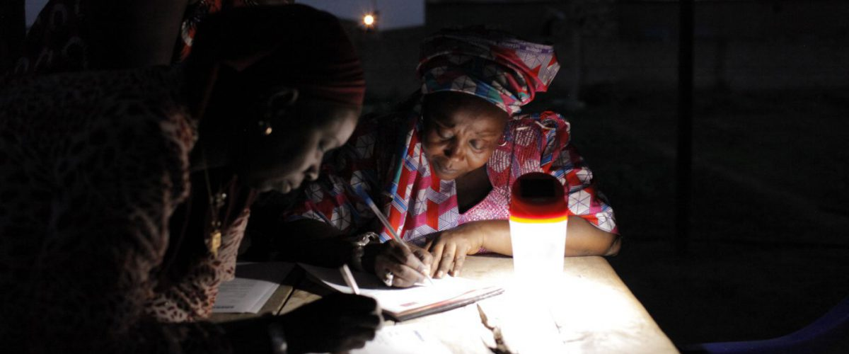 Helping women entrepreneurs scale-up rural supply chains to reach last mile markets