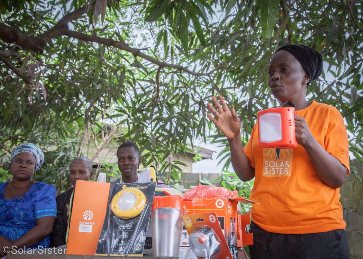 ENERGIA receives new funding to continue its Women's Economic Empowerment Programme