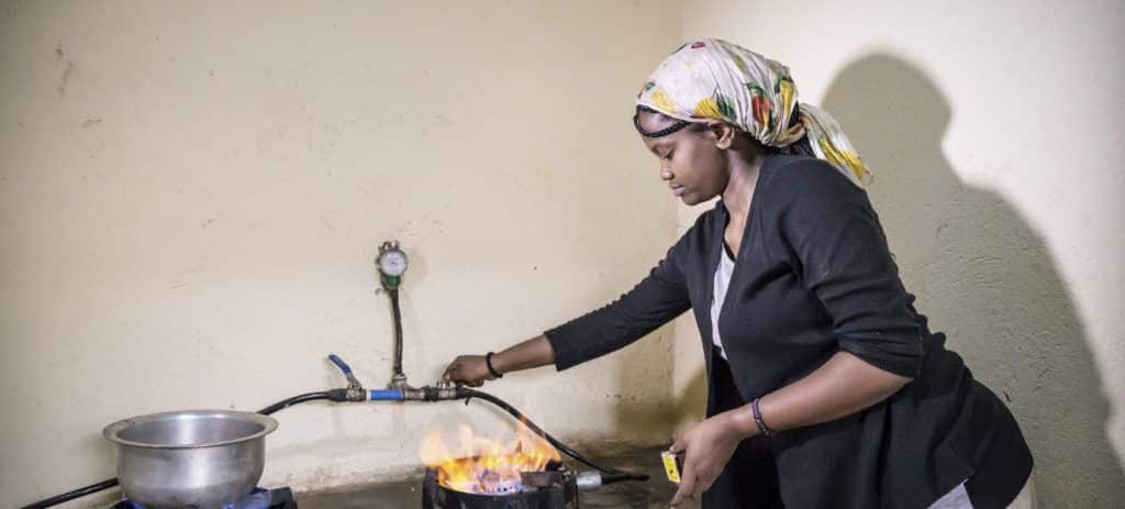 ENERGIA partners in first global cooking campaign: Clean Cooking Is..