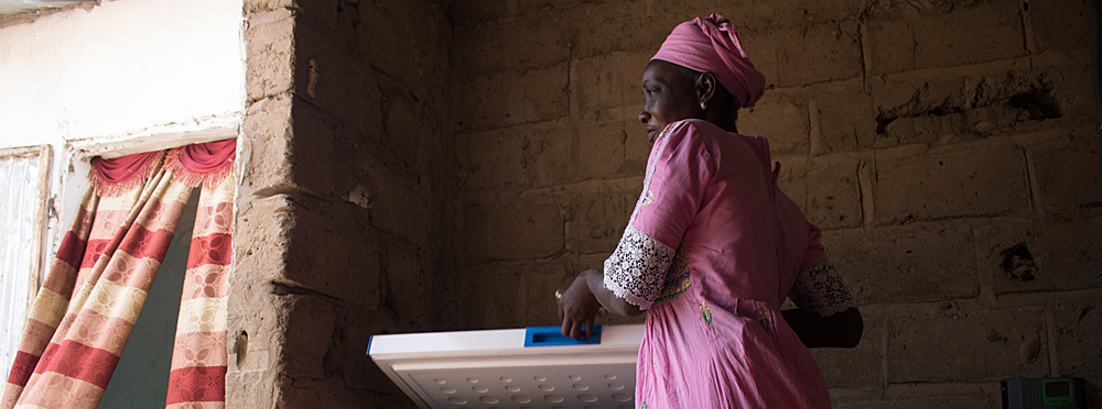 Getting back to business: new emergency fund brings Covid-19 lockdown relief to struggling women entrepreneurs in Senegal