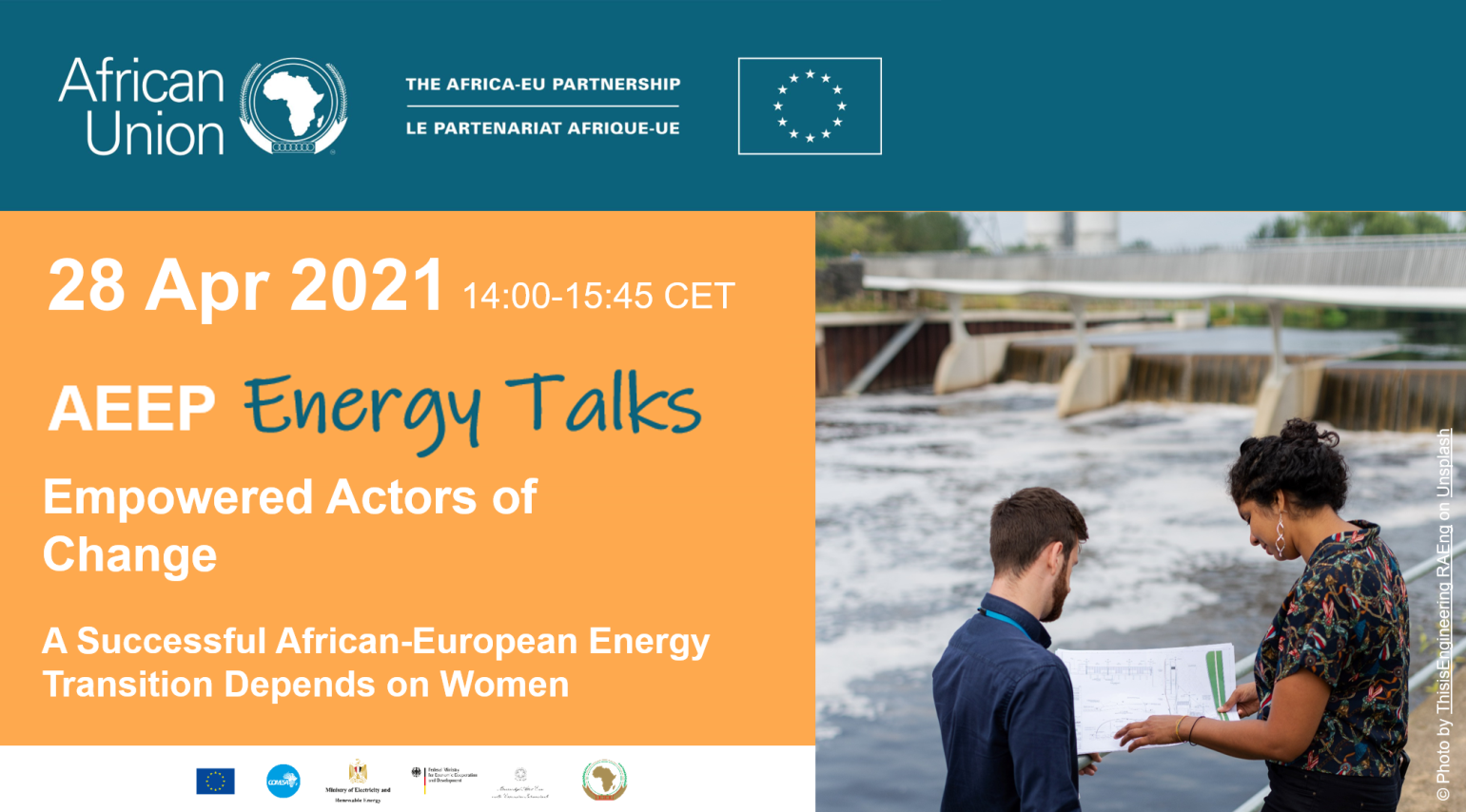 Webinar: AEEP Energy Talks – Empowered Actors of Change