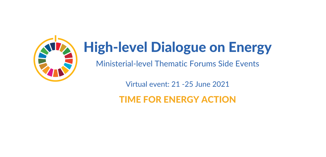 Events: ENERGIA invites you to join the following Gender and Energy side events