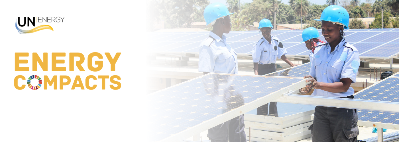 Ample coalition launches Gender and Energy Compact