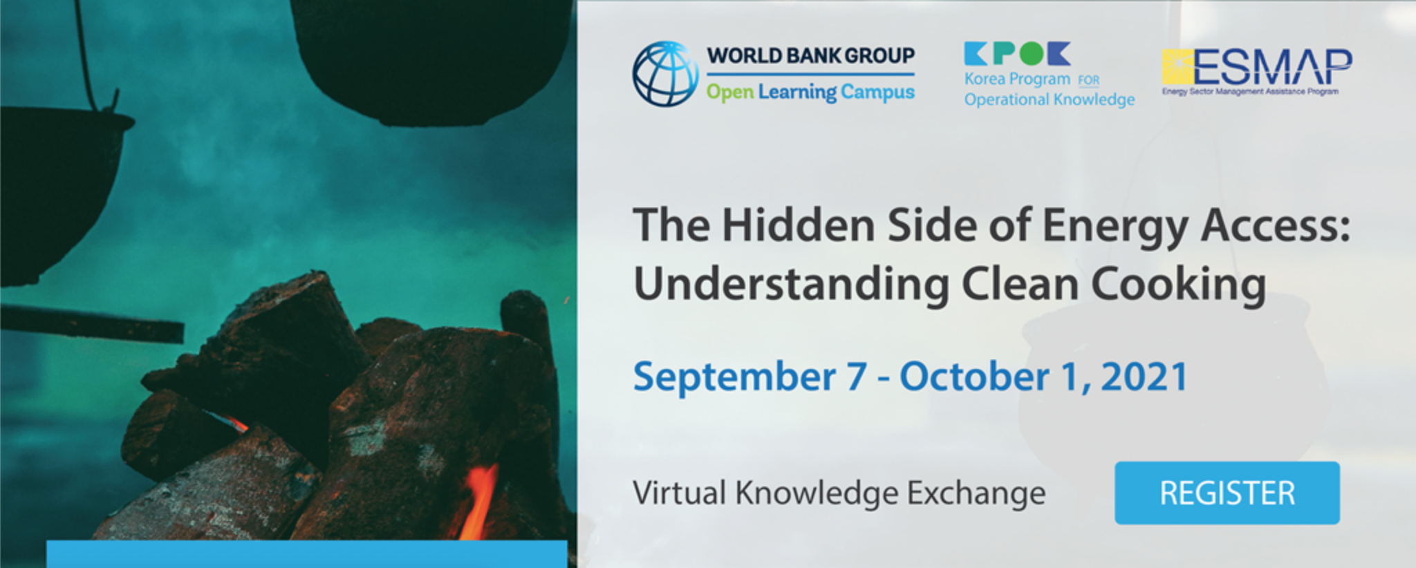 Course: The Hidden Side of Energy Access: Understanding Clean Cooking